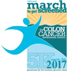 march to get screened