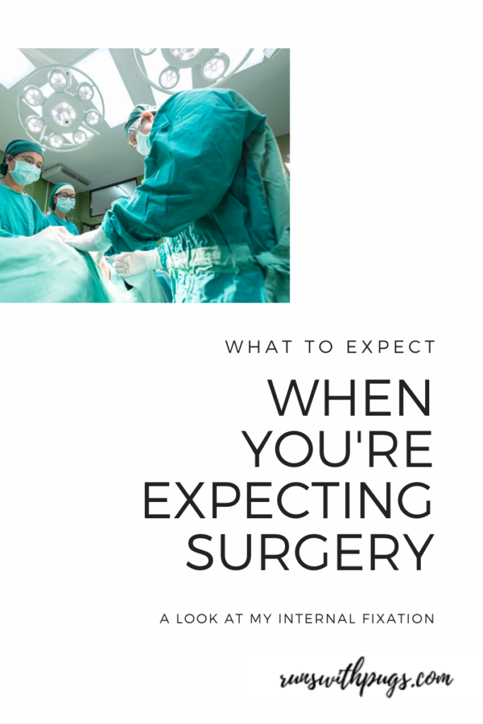 expecting surgery