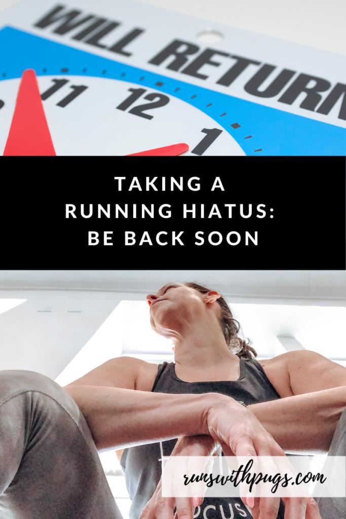 running hiatus