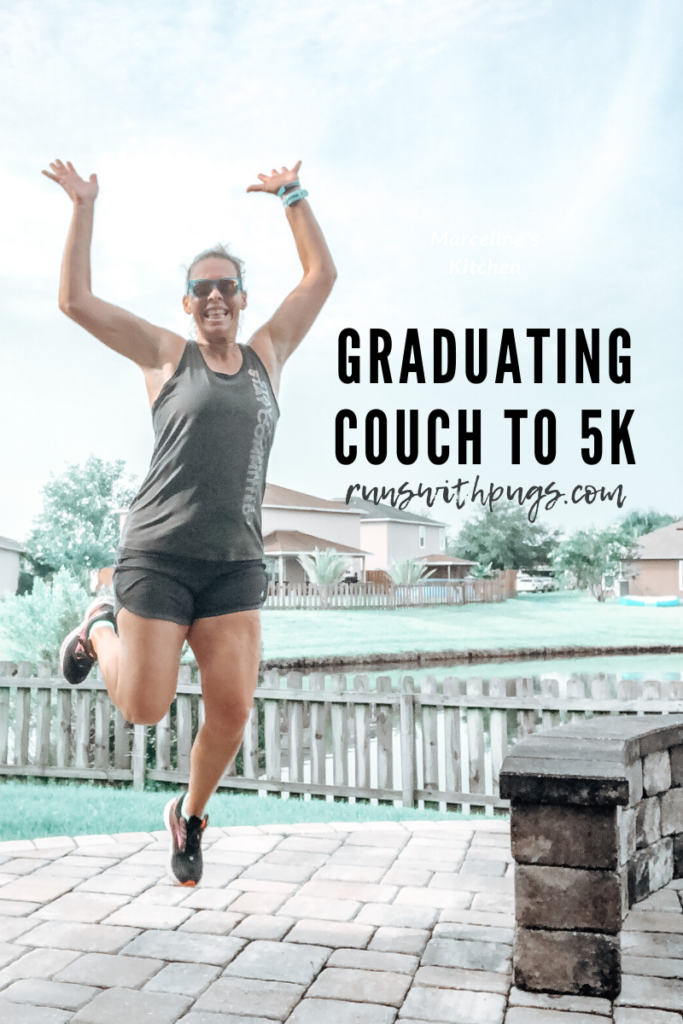 graduating couch to 5k