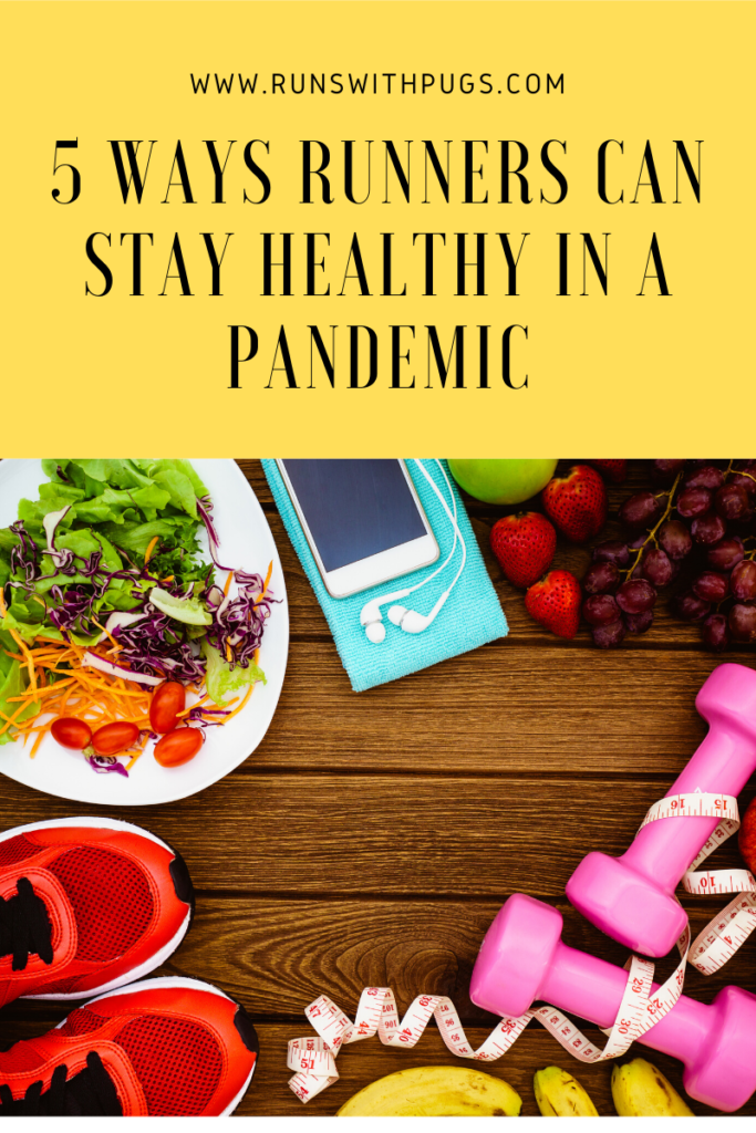 stay healthy in a pandemic