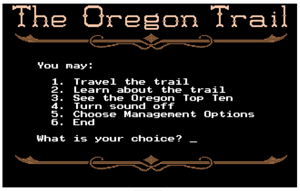 best damn race oregon trail