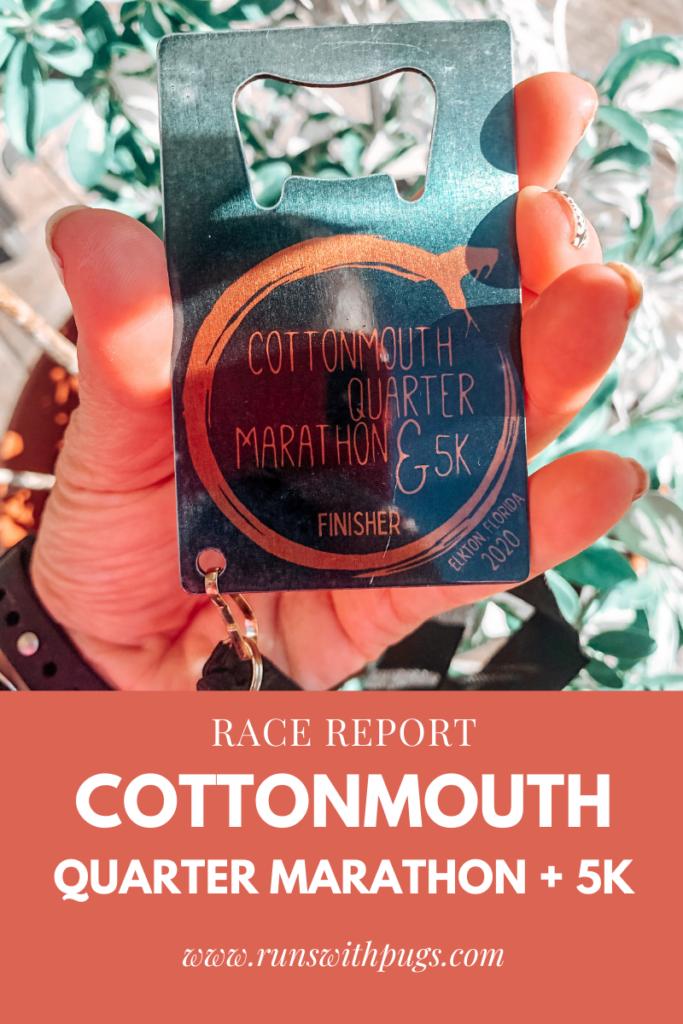 cottonmouth quarter marathon