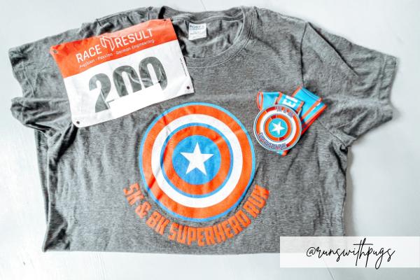 superhero run 8k