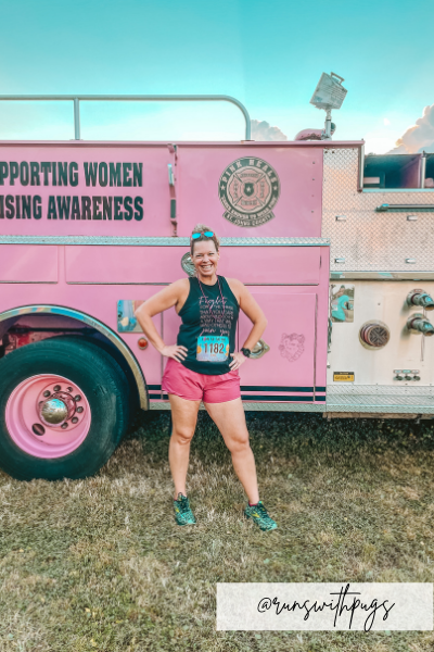 pink up the pace 5k